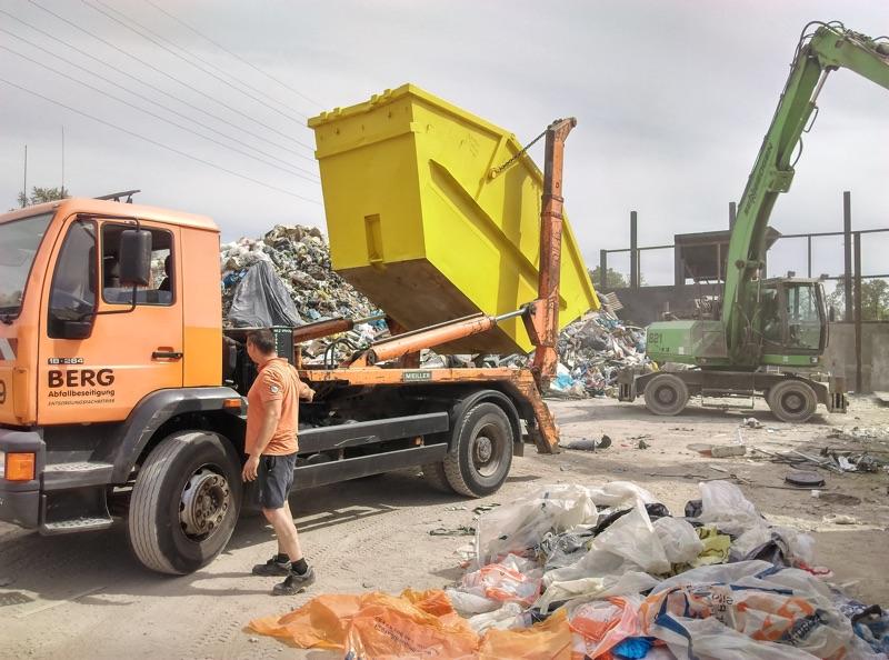 Tanie kontenery na śmieci