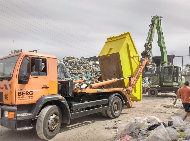 Wywóz odpadów Puszczykowo