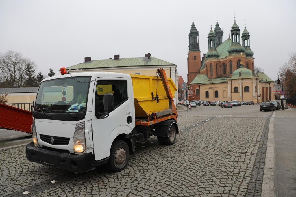 Wywóz śmieci Swadzim